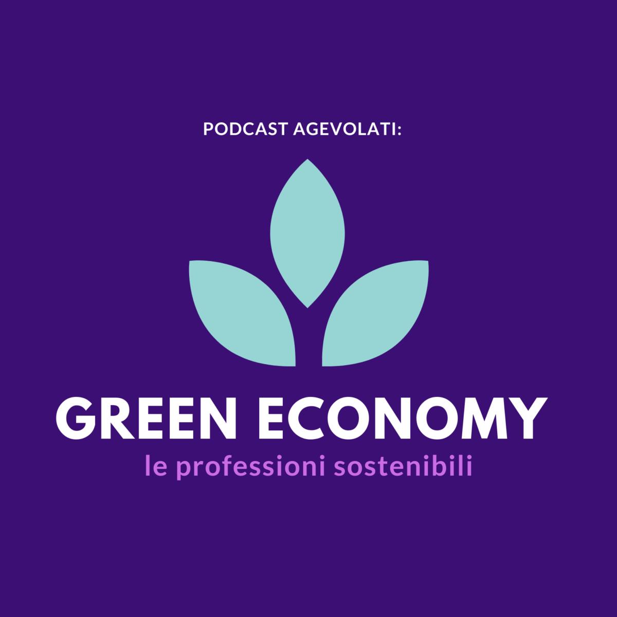 green economy: podcast agevolati, immagine in evidenza