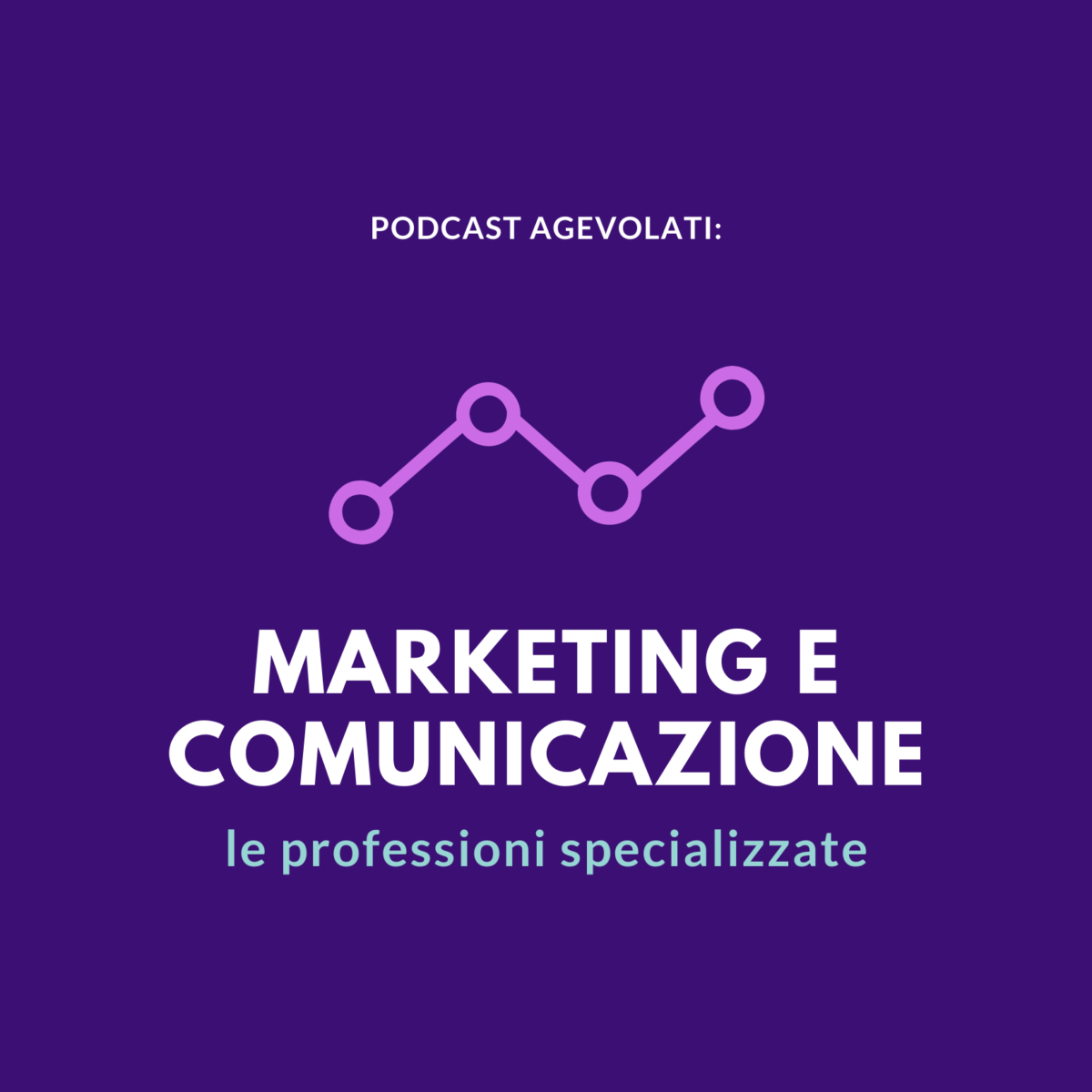 marketing e comunicazione, immagine in evidenza, copertina podcast