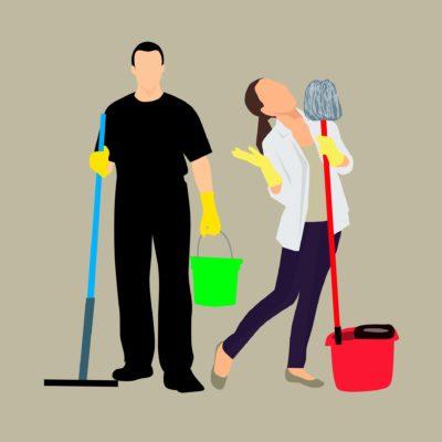 collaboratrice domestica, immagine in evidenza