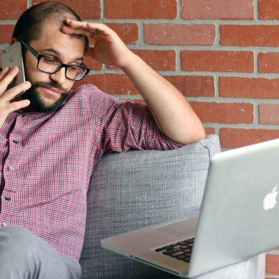 lavoro e stress, immagine in evidenza